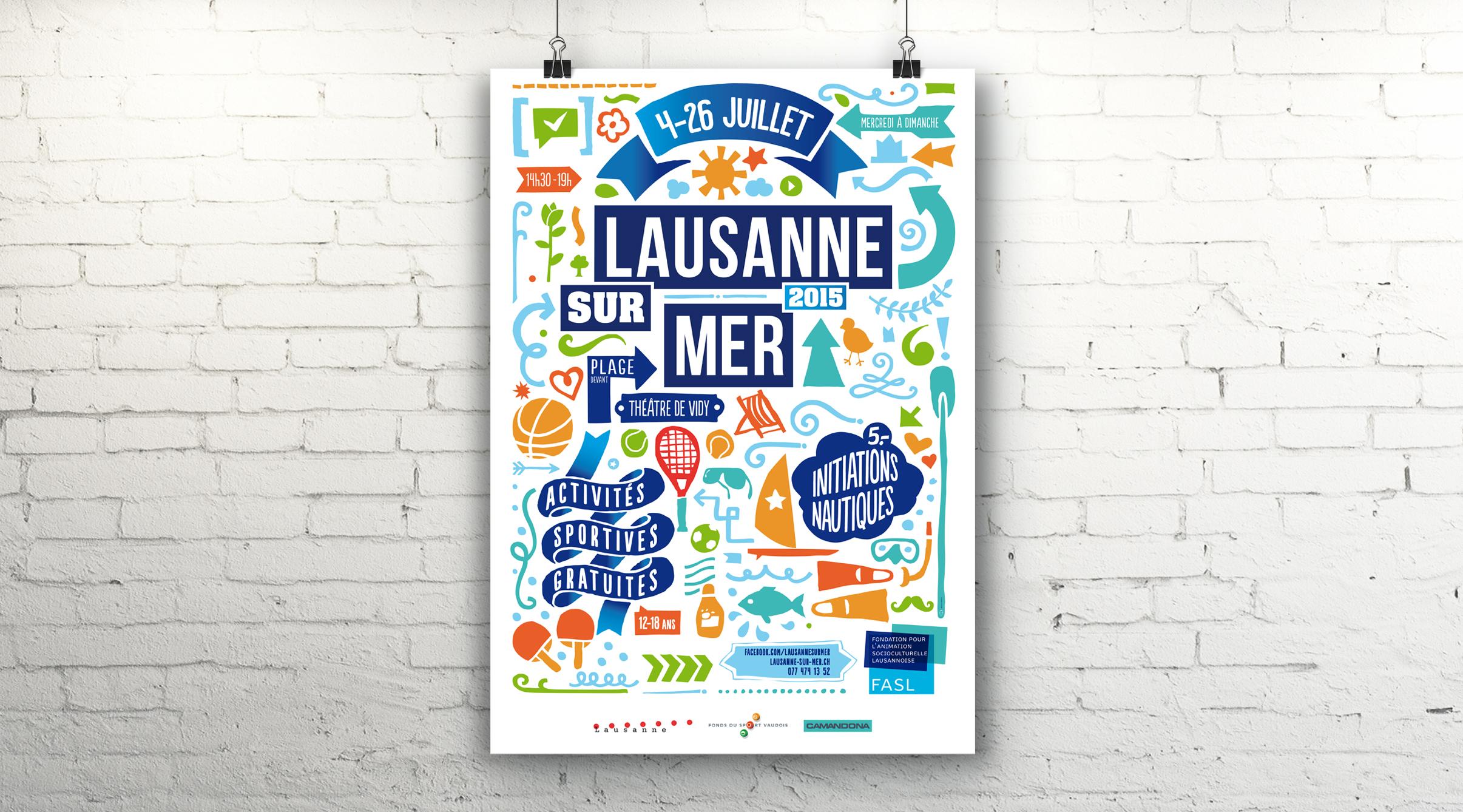 Lausanne-sur-Mer 2015