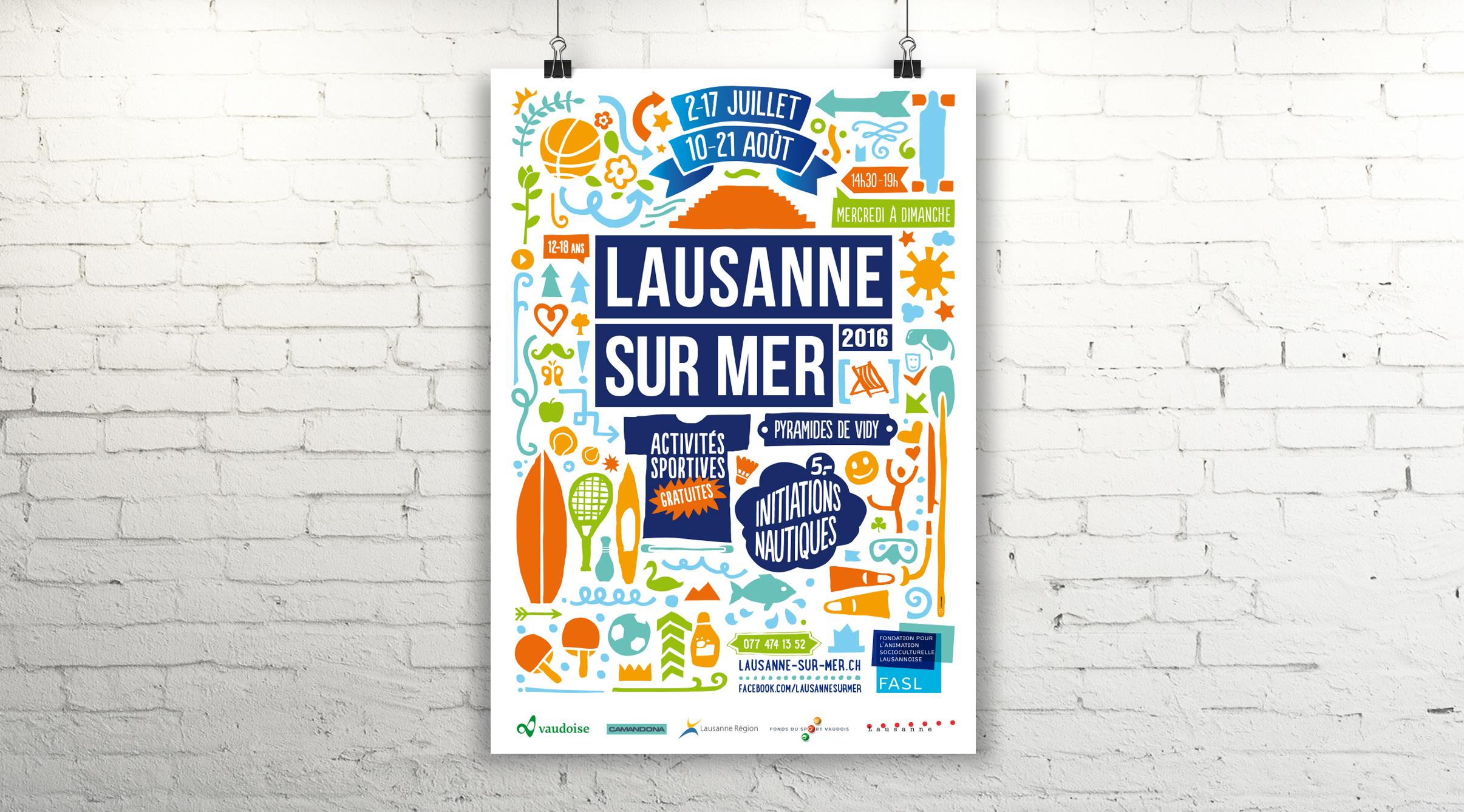Lausanne-sur-Mer 2016