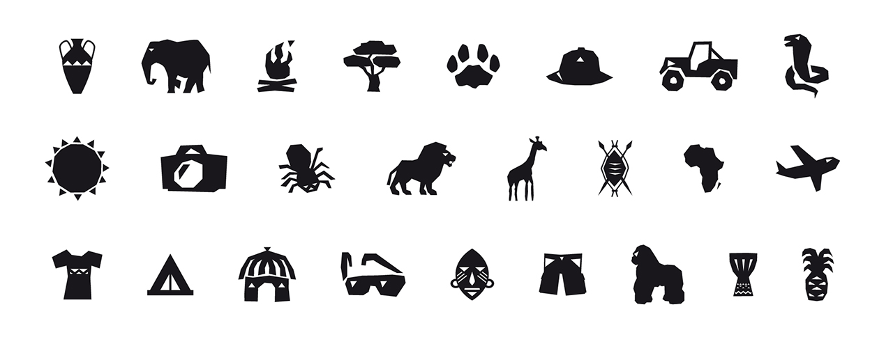 Billet Safari, de la Loterie Romande
